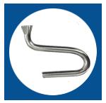 Brass Hooks Stainless Steel Hooks pool cover hooks