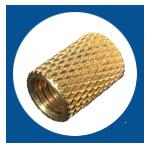 Brass Inserts Brass Moulding Inserts