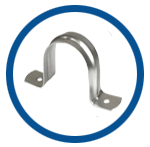 Steel Pipe Clamps Pipe Saddles Pipe Brackets