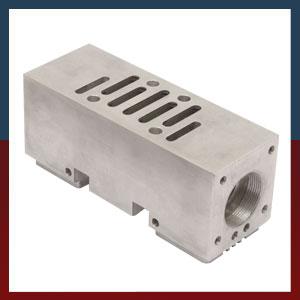 Aluminium Parts Aluminium Components Fittings