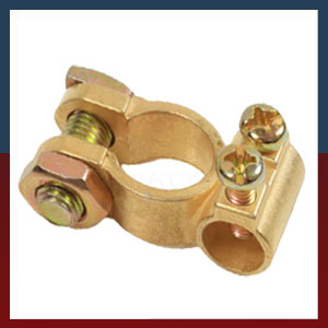 Brass Battery Terminals Copper Battery Terminals