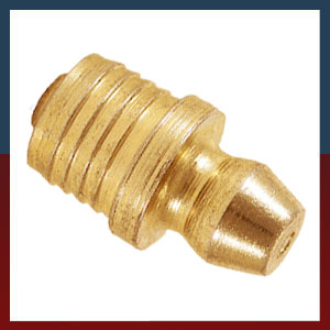 Brass Grease Nipples