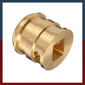 Brass Machined Components Machined Parts