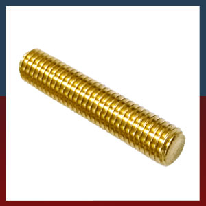 Brass Square Nuts Square Head Bolts Threaded Fasteners