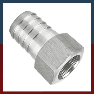 Brass Stainless Steel Couplings Connectors