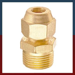 Pneumatic Fittings Brass Pneumatic Fittings