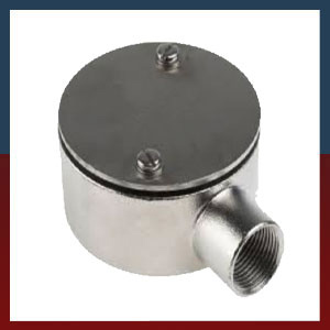 Steel Conduit Fittings Junction Box Boxes