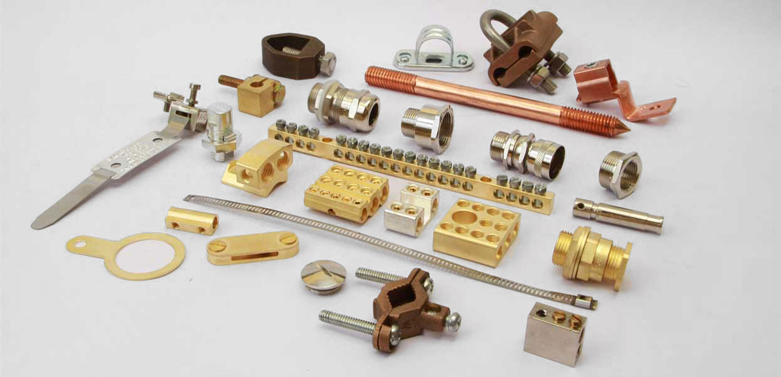 Brass Fittings India Slider